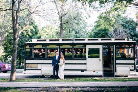 Traumhochzeit mit italienischem Flair in Chicago