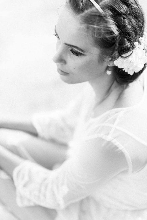 Bunte Vintage-Hochzeitsinspiration mitten im Steinbruch