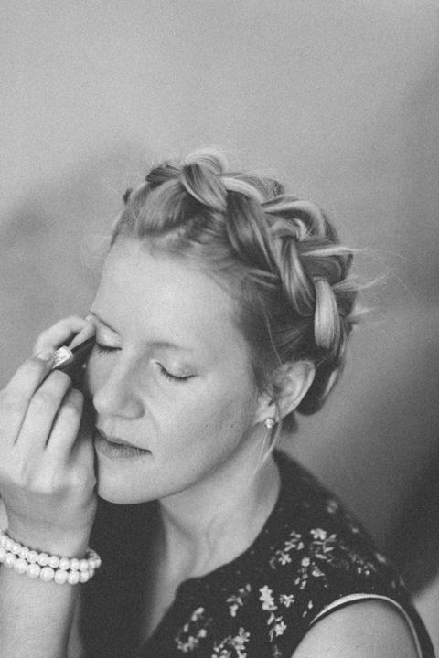 Anja und Maik: Freie Trauung im Vintage-Stil