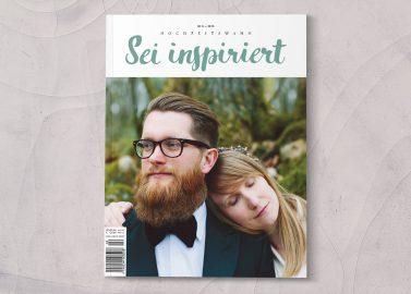 Hochzeitswahn Magazin - Sei inspiriert - 02-2015 - Jetzt im Handel