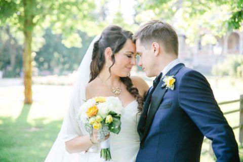 Amerikanischer Traum in Österreich: Cherylin und Peter heirateten am Independence day