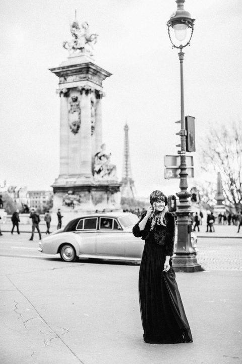 Paris ist immer eine gute Idee für einen romantischen Ausflug zu zweit