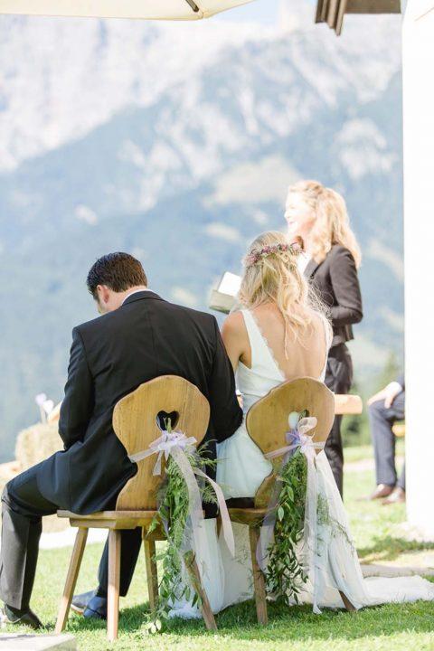 Hochzeit auf der Maierl Alm, Tirol   Hochzeit
