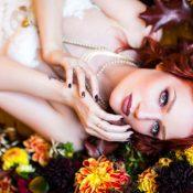 Fulminanter Hochzeitsrausch für eine Herbst-Diva