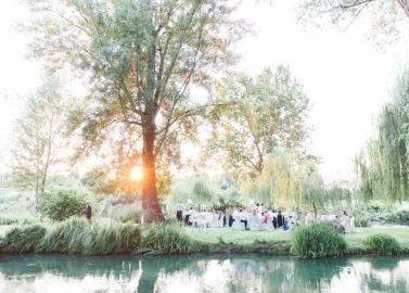 Ann-Christin & Philipp: Elegante Vintage-Hochzeit am Gardasee