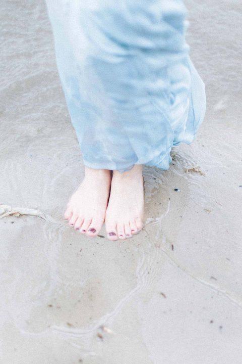 Maritime Boho-Liebe am Strand