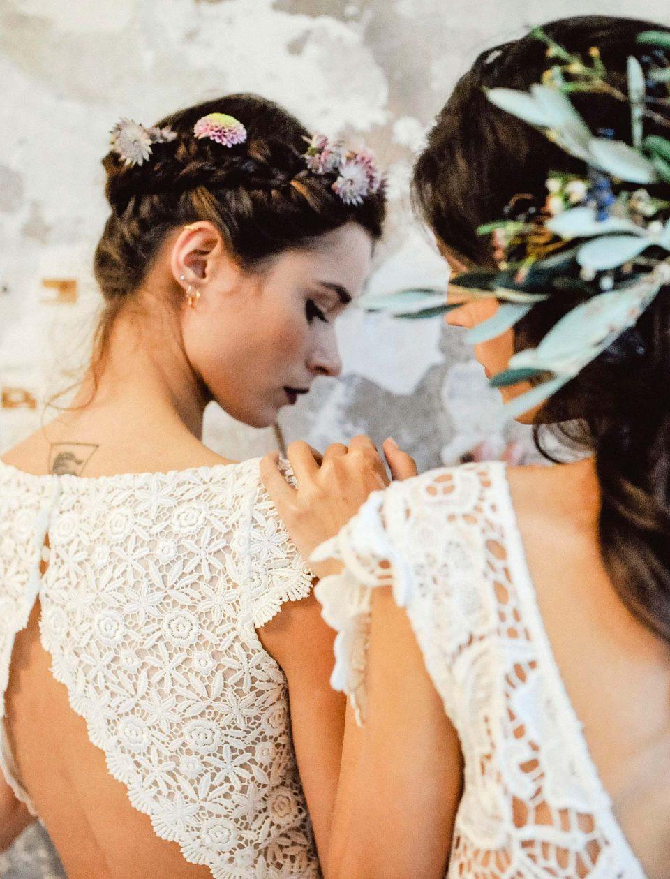 Traumhaft Leichte Brautkleider Von Victoria Rusche Hochzeitswahn
