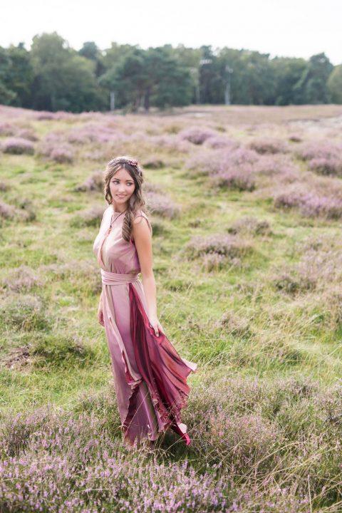Marsala-Traum: Eine Lovestory auf der herbstlichen Heide