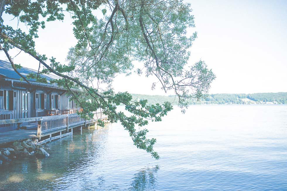 Trine & Dirk: märchenhafte Sommerhochzeit am See