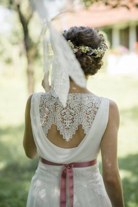 Hommage an die Romantik: Die Brautkleider 2016 von Claudia Heller