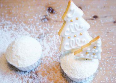 DIY: Cupcake Weihnachtsbaum zum Selberbacken