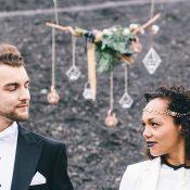 Kupfer & Gold: Industrial-Wedding im Ruhrgebiet