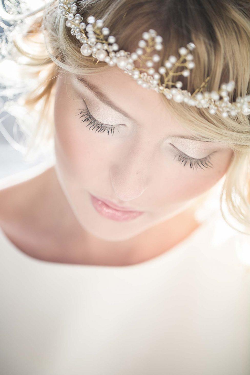 Hochzeits-Noblesse: schlichte Romantik im Loft-Style