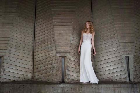 Die Brautmoden-Kollektion 2016 von Limor Rosen setzt auf urbane Romantik