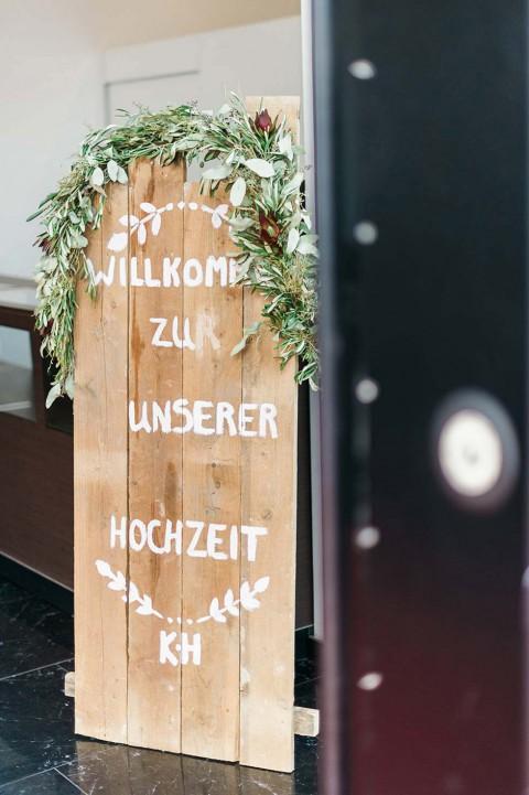 Schneewittchen und die Liebe: Katharina & Hiscan's märchenhafte Waldhochzeit