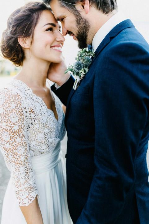 Amanda & Chris: Hinterhof-Romantik, BBQ und ein Eheversprechen