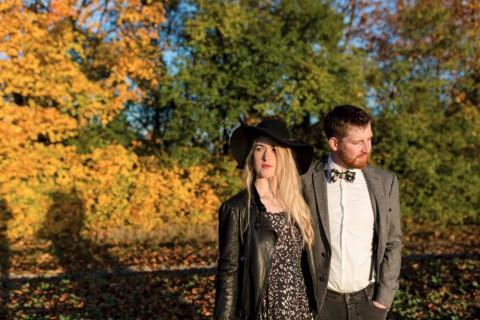 Wildromantische Jubiläums-Inspiration im Herbst