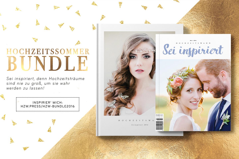 Hochzeitswahn Magazine und Buecher