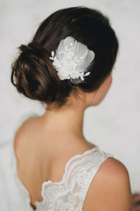 Die Schönmich Bridal-Kollektion 2016: Vintage-Zauber für die Brautfrisur