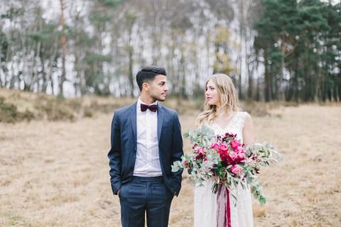 Farbenfrohe Winterromantik mit Boho-Attitüde