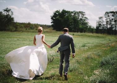 Wenn Männer Hochzeiten planen … Juliane & Franks Märchenhochzeit