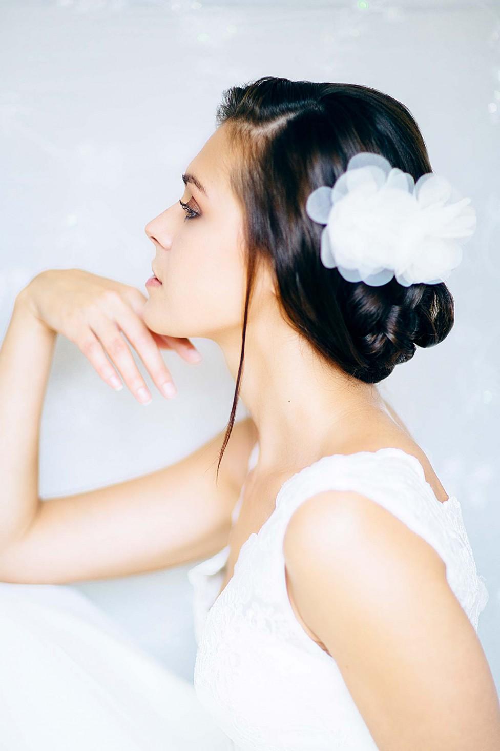 7 Hochzeitsfrisuren für lange Haare zum Nachstylen