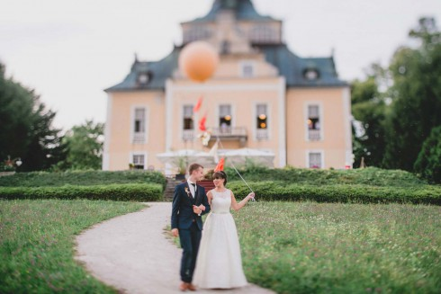 Elke & Peter: Bezaubernde Sommerhochzeit in Österreich