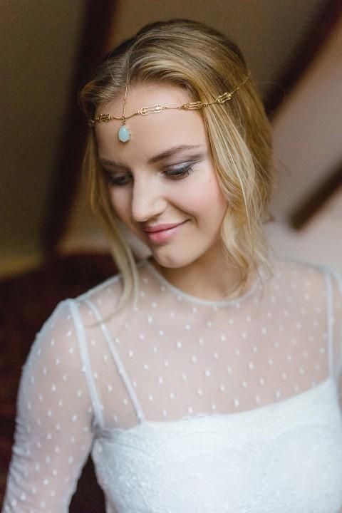 Marokkanische Hochzeitsromantik bei Regen