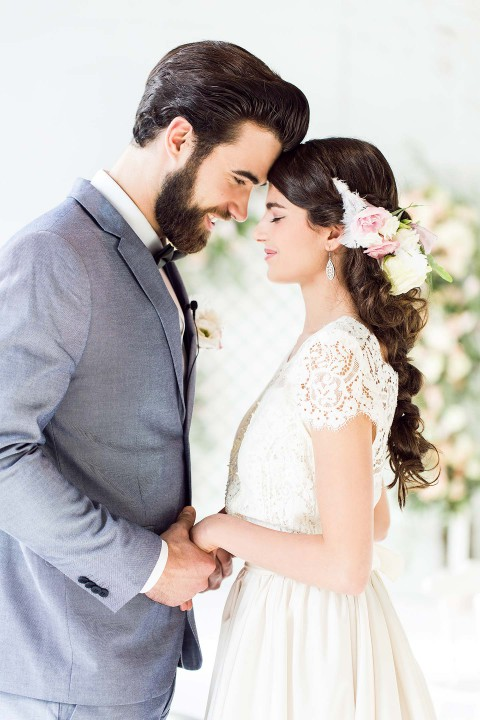 Die Hochzeitsmesse Vintage Wedding verzaubert Brautpaare
