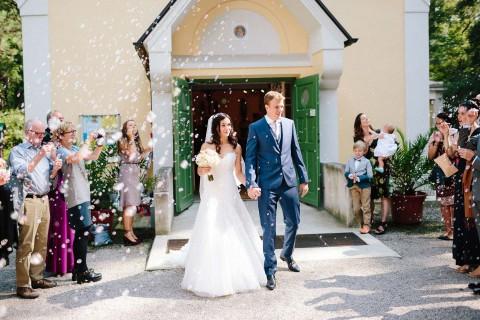 Anabelle & Henrik: internationale Sommerhochzeit in Wien