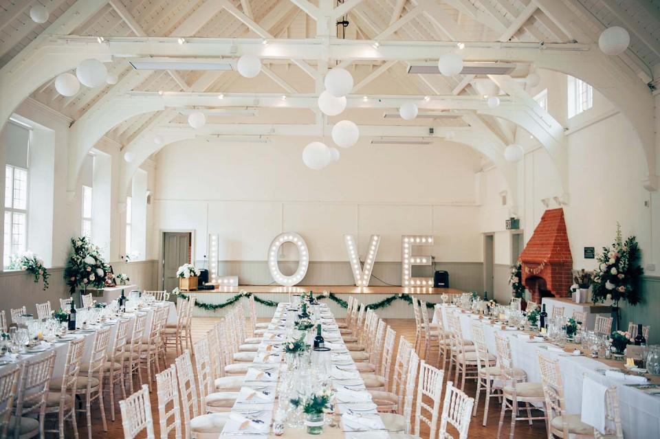 Clare Chris Shabby Chic Hochzeit Im Englischen Garten