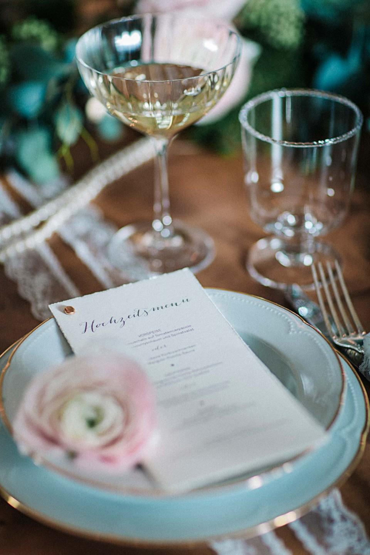 Glamouröse Nostalgie mit rosa Romantiek | Wedding cake