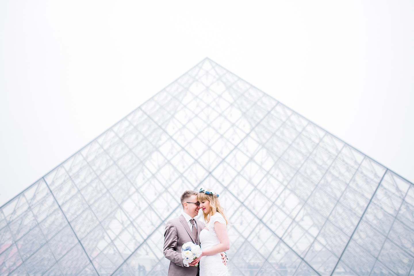 Elisabeth & Marcel: After Wedding-Amour in Paris
