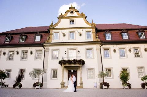 Elizaveta & Dmitrij: Sommermärchen im Schlossgarten
