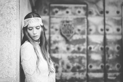 Spanische Liebe: Die Braut und die Schönheit Andalusiens