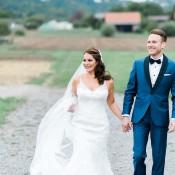Aline & Fabian: Eine Liebesgeschichte in Schwarz & Gold