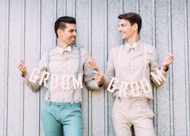 """""""Mint to be"""" – Hochzeit auf dem Weingut Harkamp"""