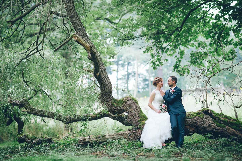Rittergut Orr: Riesige Hochzeitsparty mit ganz viel Gefühl