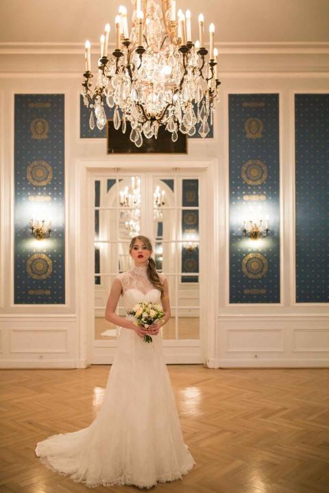 Maritime Romantik im Hotel Atlantic Kempinski