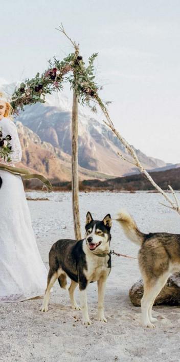 Mit der Liebe nach Alaska durchbrennen