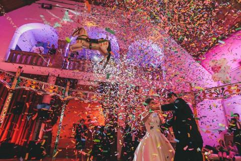 Belinda & Norbert: Elegante Schausteller-Hochzeit auf Gut Sonnenhausen