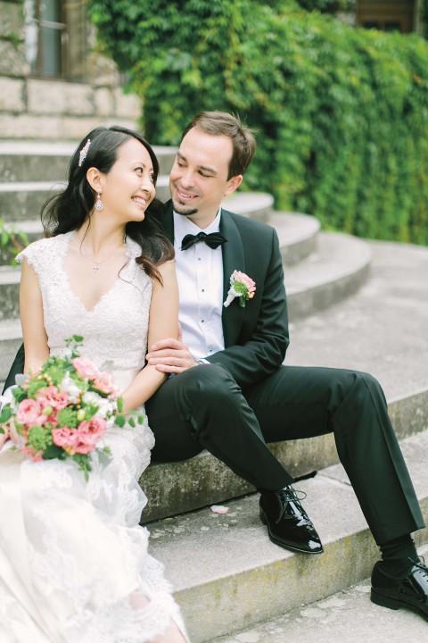 Meifania & Markus: 9 Länder und 16 Städte feiern die Liebe