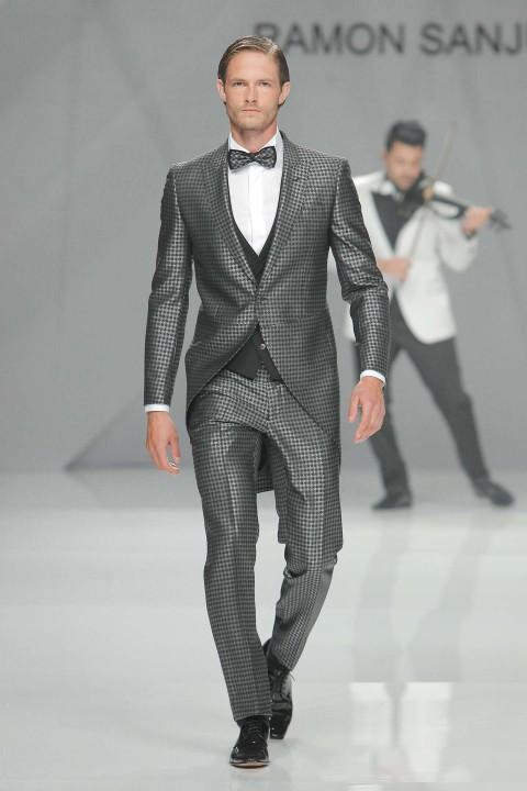 Bräutigam-Trends: Ramon Sanjurjo Kollektion 2017