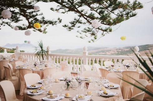 Marta und Joaquin: Rosmarin & Zitronen als Hochzeitsthema