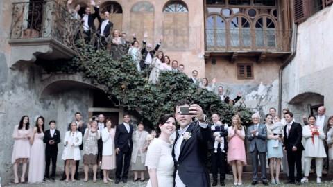 Maria & Daniel: Hochzeit im Stil der 30er-Jahre
