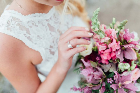 Bohemian-Magie & Hochzeitsträume in Pink