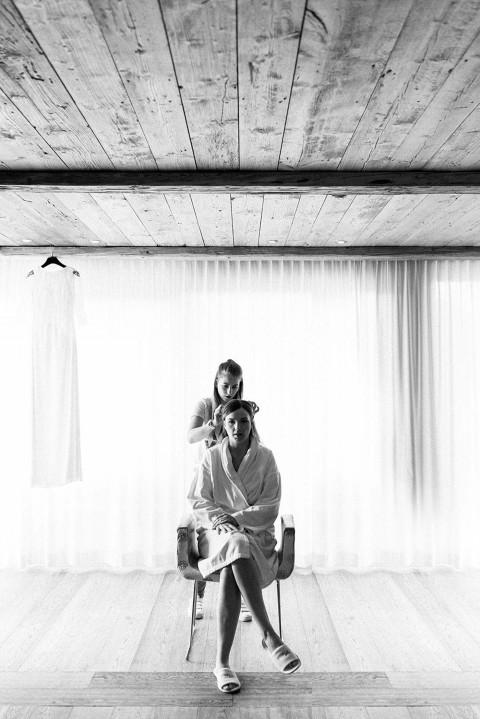 Jacqueline & Stefan: Sommerhochzeit auf der Alm