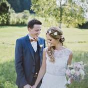 Berghof Riesen: Boho-Vintage-Hochzeit im Grünen