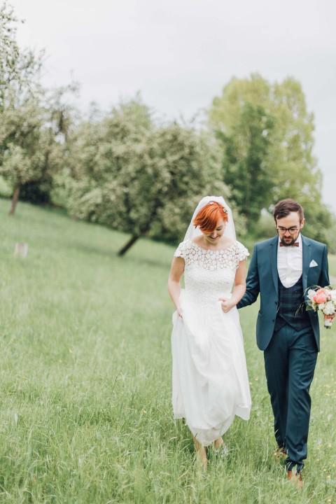 Katja & Stefan's Sommerhochzeit im Botanical-Stil