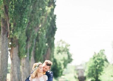 Silvia & Michael's Reise in die Ehe